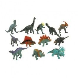 Museum Dinosaurs - Learn the names of these prehistoric  pals. Each of the 12 di...