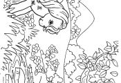 My Little Pony color page, cartoon characters coloring pages, color plate, color...