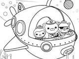 Octonauts Coloring Pages | Best Coloring Page Online   #cartoon #coloring #pages