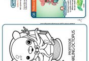 Octonauts Colour Inkling Octopus | Treehouse