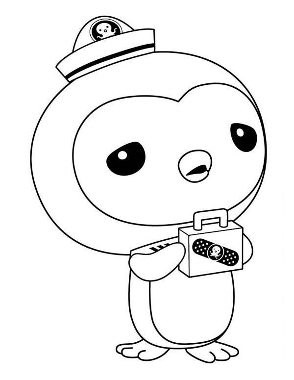 Octonauts Printable Coloring Pages | Mewarnai Wallpaper