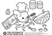 Octonauts fun