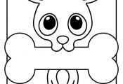 "Paul Frank Printable Coloring Pages Paul Frank Chihuahua ""Chachi"" Coloring Page ..."