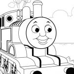 Photos Thomas The Train Coloring Pages Kids : wheschool.