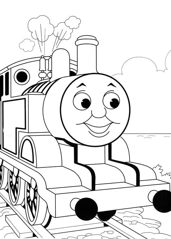 Photos-Thomas-The-Train-Coloring-Pages-Kids-wheschool Photos Thomas The Train Coloring Pages Kids : wheschool. Train