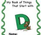 Preschoolers will be really proud to READ this Alphabet Letter Book! Letter Book...