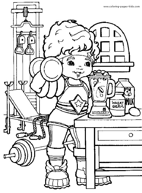 Rainbow-Brite-color-page-Coloring-pages-for-kids-Cartoon Rainbow Brite color page - Coloring pages for kids - Cartoon ... Cartoon