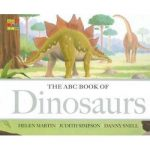 The ABC book of Dinosaurs by Helen Martin for ages 2-5 This is an information bo...