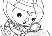 The Octonauts Coloring Pages 1