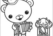 The Octonauts Coloring Pages 2   #cartoon #coloring #pages