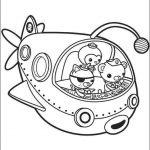 The Octonauts Coloring Pages 3