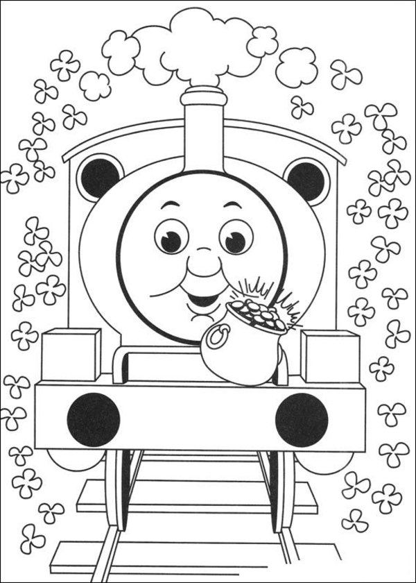 Thomas-The-Train-Coloring-Pages-Coloring-Pages-Trains-Free-Thomas Thomas The Train Coloring Pages Coloring Pages Trains Free Thomas ... Train