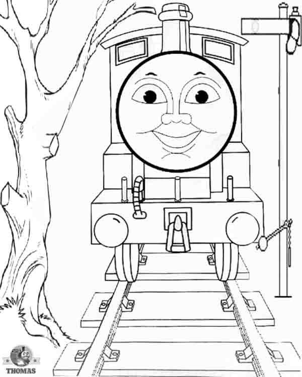 Thomas-The-Train-Coloring-Pages-Printable-Best-Coloring-Page-Online Thomas The Train Coloring Pages Printable | Best Coloring Page Online Train