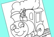 Top 20 Thomas The Train Coloring Pages Your Toddler Will Love: Thomas the train ...