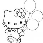 Top 30 Hello Kitty Coloring Pages To Print procoloring.com/...