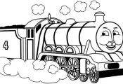 Train Coloring Pages for Free Download procoloring.com/...
