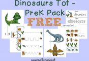 What kid doesn't love Dinosaurs? Now your little ones can enjoy learning about t...