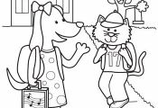 Worksheets: Back to School Coloring Page
