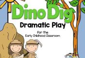 Your little Paleontologists will love digging for dinosaurs and learning about f...