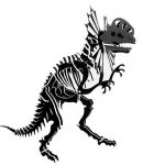 Your little paleontologist can bring the dinosaurs back to life with this 3-D pu...