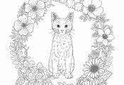 Adult Coloring Animals Adult Coloring Animals