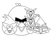 Angry Birds Star Wars Coloring Pages Angry Birds Star Wars Coloring Pages