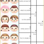 Animal Crossing Hair Color Guide City Folk Animal Crossing Hair Color Guide City Folk