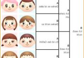 Animal Crossing Hair Color Guide City Folk Animal Crossing Hair Color Guide City Folk