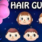 Animal Crossing Hair Guide Color Animal Crossing Hair Guide Color