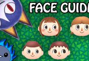 Animal Crossing New Leaf Eye Color Animal Crossing New Leaf Eye Color