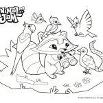 Animal Jam Coloring Pages Printable Animal Jam Coloring Pages Printable