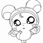 Baby Cartoon Animals Coloring Pages Baby Cartoon Animals Coloring Pages