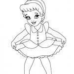 Baby Disney Princess Coloring Page Baby Disney Princess Coloring Page