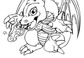 Baby Dragon Coloring Pages Baby Dragon Coloring Pages