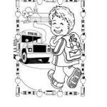 back to school coloring pages - Google Search