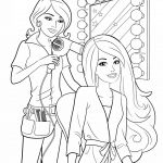 Barbie Coloring Pages to Print Barbie Coloring Pages to Print