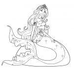 Barbie In A Mermaid Tale Coloring Pages Barbie In A Mermaid Tale Coloring Pages