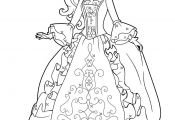 Barbie Princess Coloring Pages Free Printable Barbie Princess Coloring Pages Free Printable
