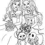 Barbie Print Out Coloring Pages Barbie Print Out Coloring Pages