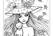 Black Cat Coloring Pages Black Cat Coloring Pages
