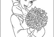 Blank Disney Princess Coloring Pages Blank Disney Princess Coloring Pages