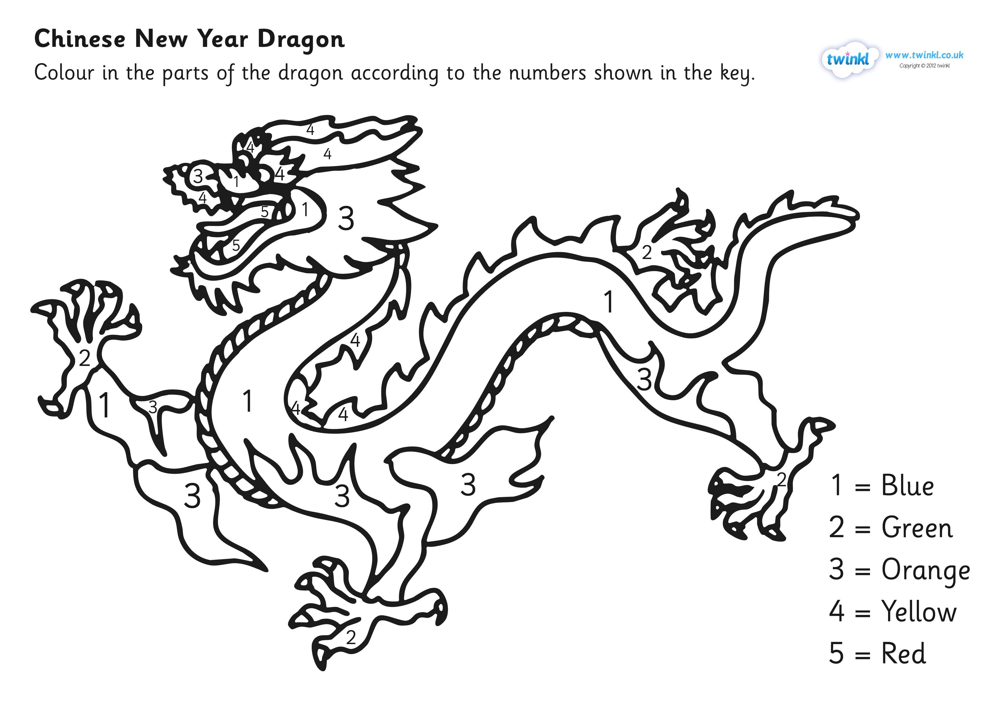 chinese-dragon-coloring-page-of-chinese-dragon-coloring-page Chinese Dragon Coloring Page Animal