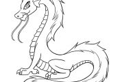 Chinese Dragon Coloring Pages Chinese Dragon Coloring Pages