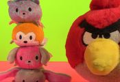 Color Crew Stuffed Animals Color Crew Stuffed Animals