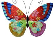 Colored butterfly Colored butterfly