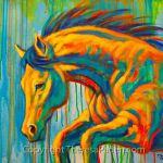 Colorful Animal Art Colorful Animal Art
