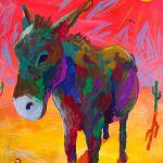 Colorful Animal Paintings Colorful Animal Paintings
