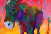 Colorful Animal Paintings Colorful Animal Paintings