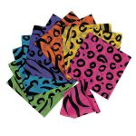 Colorful Animal Print Colorful Animal Print