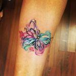 Colorful butterfly Tattoo Colorful butterfly Tattoo